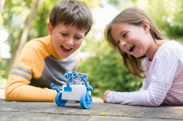 Rover Robot By 4M - Bloxx Toys - Toronto, Montreal, Vancouver, Alberta, Edmonton, Kids, Parents, Present, Shopping online, Ontario, Quebec, - Educational Online Toys Store Canada
