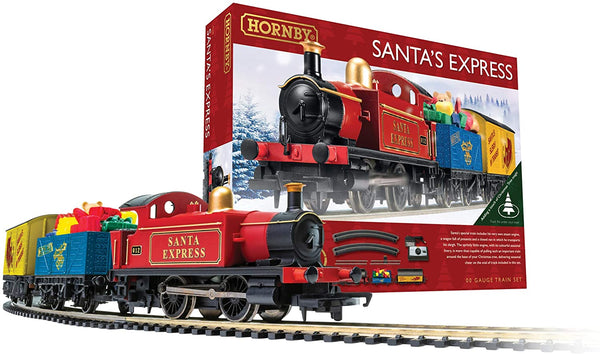Santa's Express Electric Train Set By Hornby® | Toys Canada