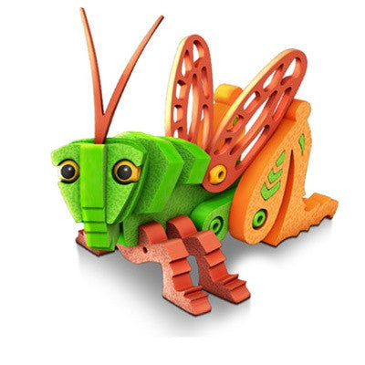 Scorpions & Insects Foam Blocks By Bloco - Bloxx Toys - Toronto Online Toys Store - 4