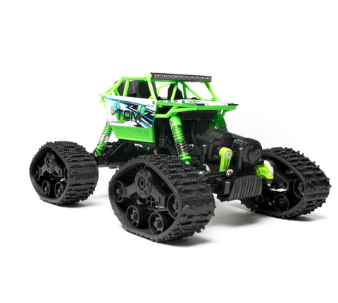LIL' TOM SC Radio/Remote Controlled Off-Road Toy Car By LiteHawk®