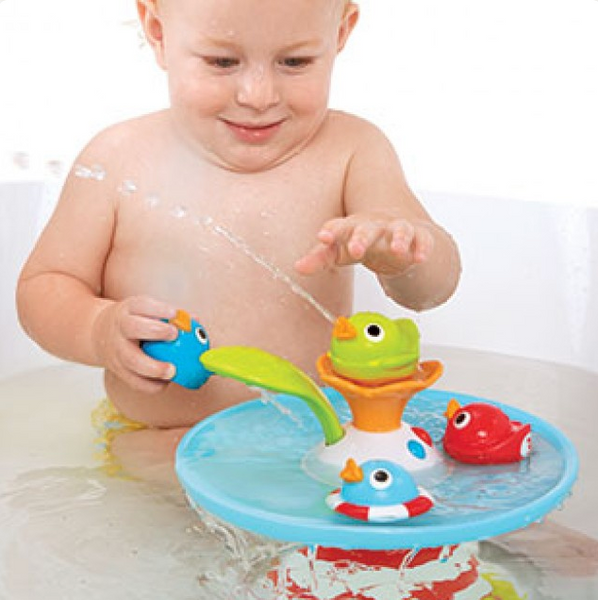 Musical Duck Race Educational Bath Toy