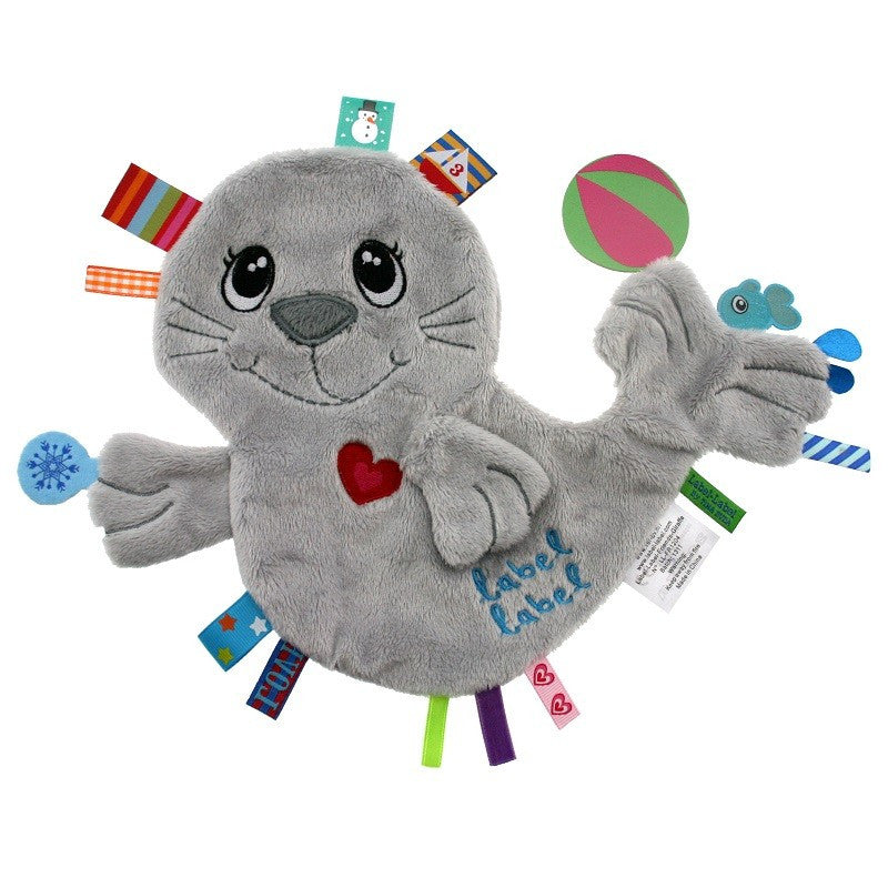 Seal Sensory Blankets - Bloxx Toys - Toronto Canada Online Toys Store Baby Shop Products