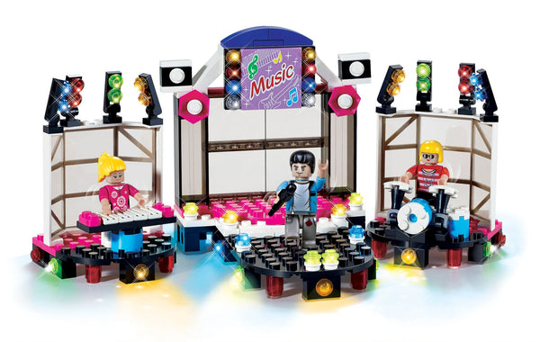 Show Stage by BricTek - Bloxx Toys - Toronto Online Toys Store - 2