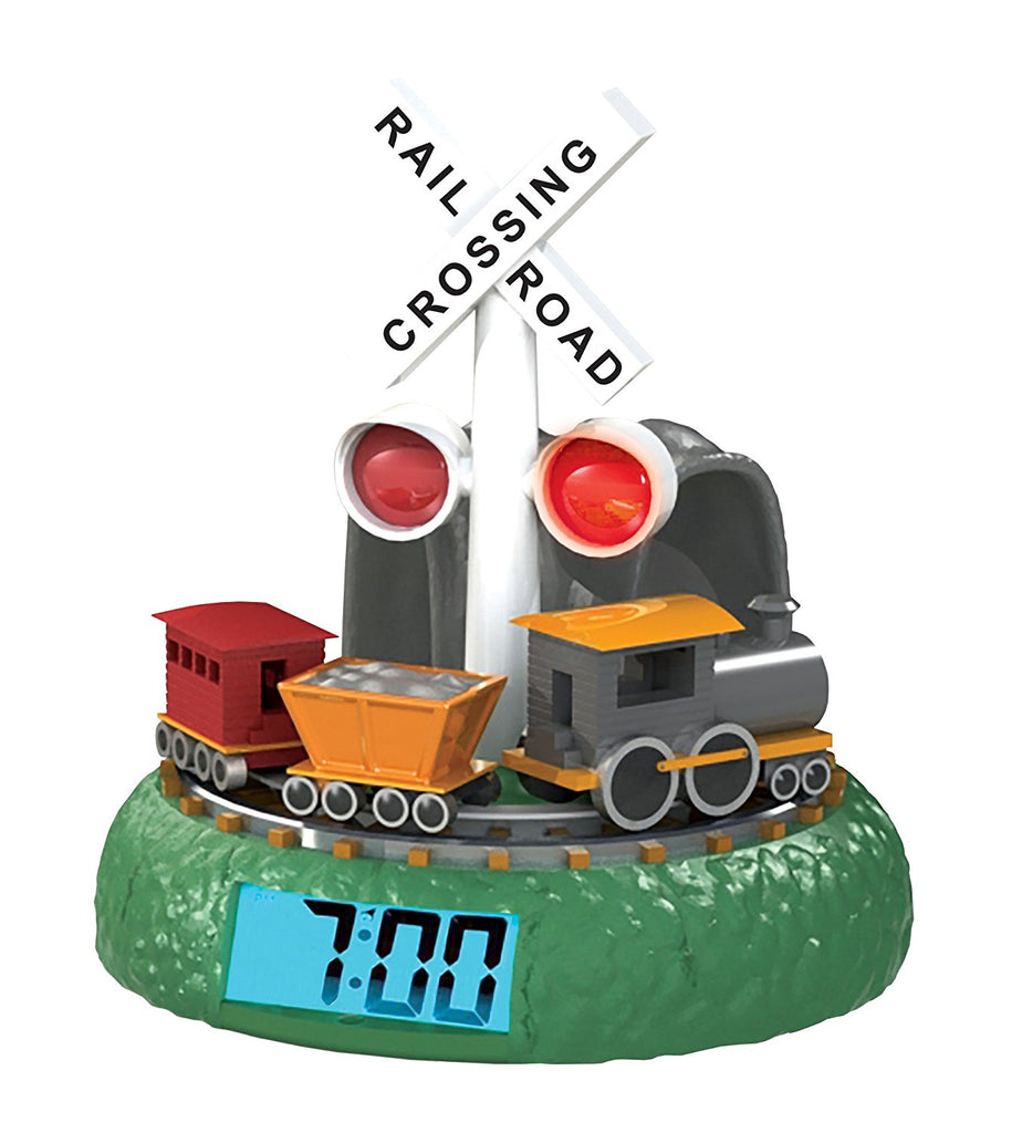 Sleepyhead Alarm Clock - Train By Onaroo - Bloxx Toys - Toronto - Educational Online Toys Store Canada