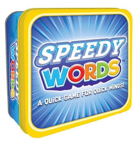 Speedy Words Educational Game By Foxmind | Games Canada