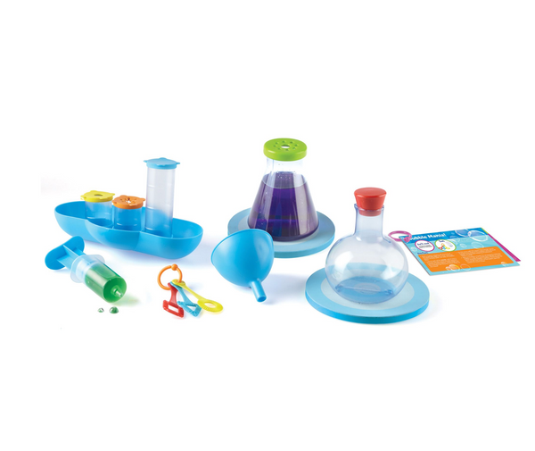 Splashology! Water Lab Set by Learning Resources - Bloxx Toys - Toronto, Montreal, Vancouver, Edmonton, Kids, Parents, Present, Shopping online, Ontario, Quebec, - Educational Online Toys Store Canada