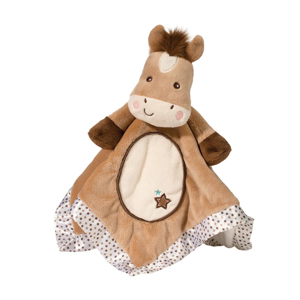 Star Pony Snuggler Baby Toy By Douglas  Plush Toy  BloxxToys