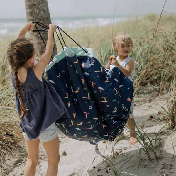 Storage Bag Outdoor Surf By Play & Go  Kids Accessories