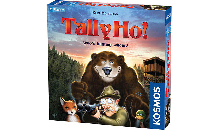 TALLY HO! - Bloxx Toys - Toronto Online Toys Store - 1
