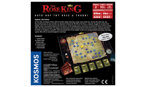 THE ROSE KING - Bloxx Toys - Toronto Online Toys Store - 2