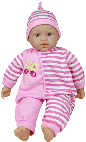 Talking Baby Pink Doll By Lissi - Bloxx Toys - Toronto - Educational Online Toys Store. Doll, Educational Doll, Kids, Presents, Fast Shipping, Canada