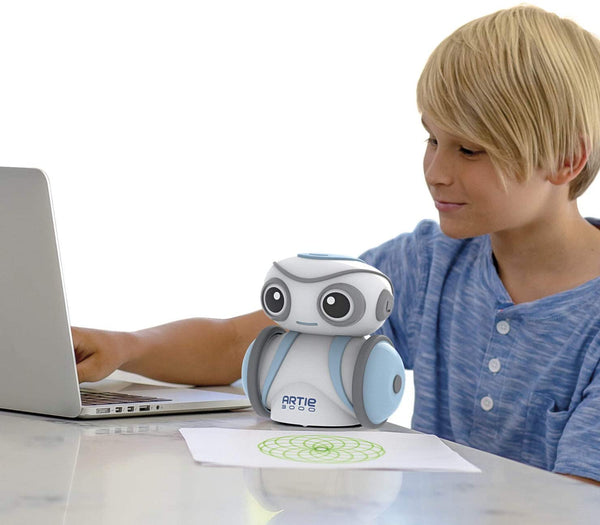 The Coding Robot Artie 3000 By Educational Insights -Bloxx Toys-Toronto toys, toy, Canada, Robotic Toys, Autism Toys, Ontario toys, Quebec toys, Children Toys,Kids Toys,Educational toys, Online Toys Store Canada