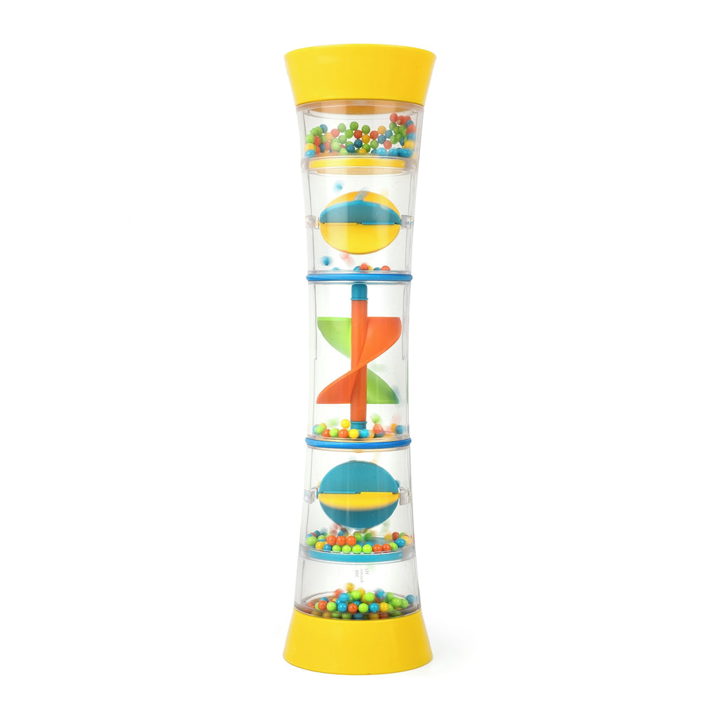 Twirly Whirly Rainmaker Educational Musical Toy by By Halilit