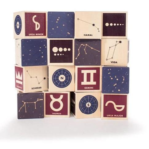 Constellation Blocks By Uncle Goose