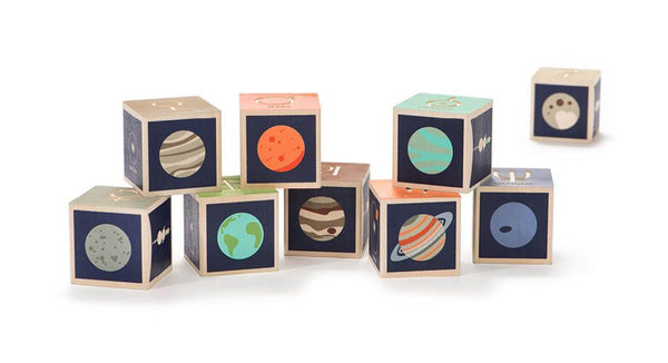 Planets Blocks By Uncle Goose