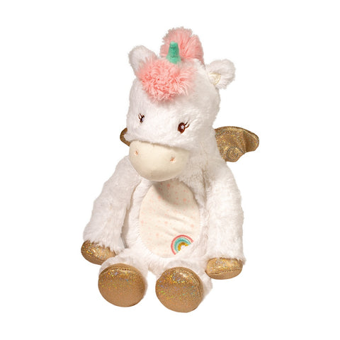 Unicorn Plumpie Baby Toy By Douglas kid friendly and Educational toy