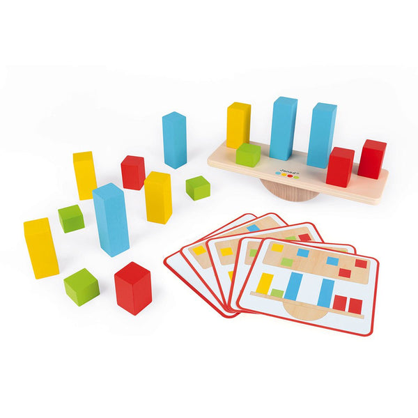 Weights Educational Toy By Janod  Educational Toys Toronto