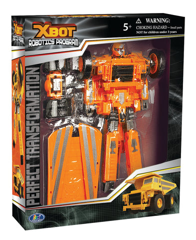 Xbot Dump Truck By Happy Well