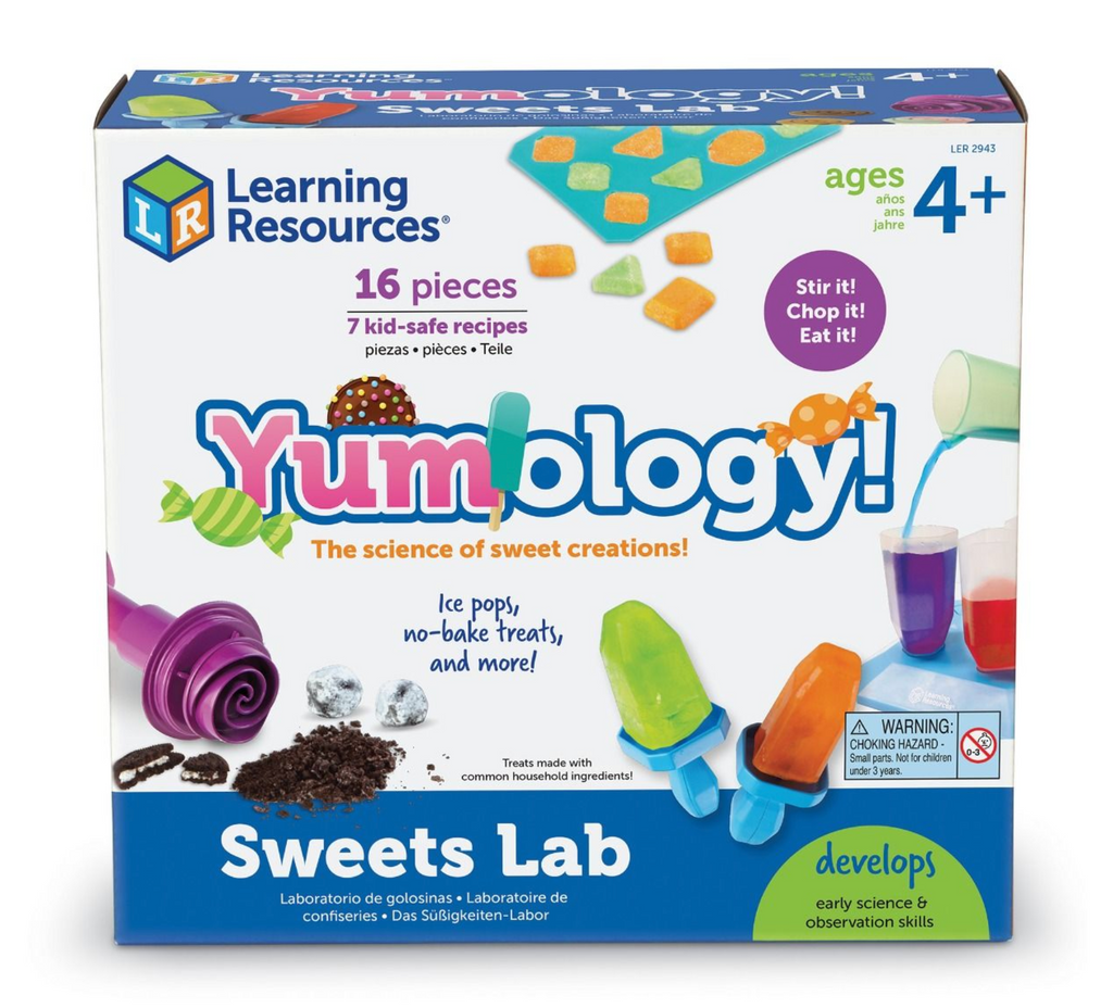 Yumology! Sweets Lab Set by Learning Resources
