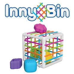 Inny Bin Baby Toy by Fat Brain Toys