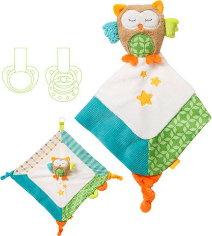 Sleeping Forest - Comforter Owl Deluxe By Fehn