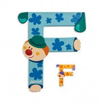 A-Z Janod Wooden Letters - Bloxx Toys - Toronto Online Toys Store - 6