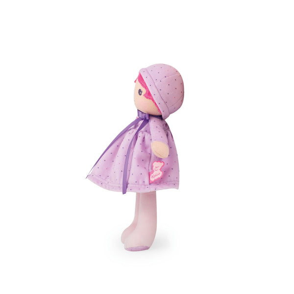 Purple Lise Tendresse My First Soft Doll Toy - Medium By Kaloo