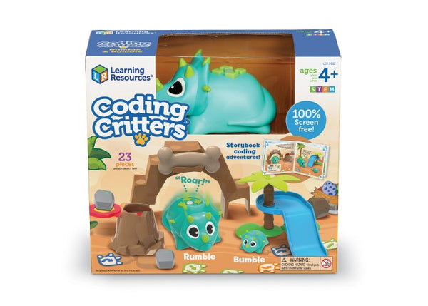 Coding Critters Rumble & Bumble