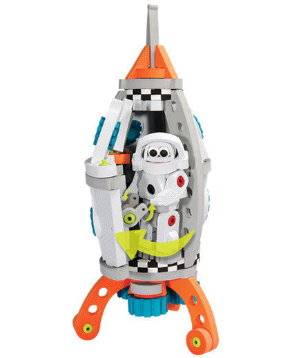 Galactic Mission By Bloco - Bloxx Toys - Toronto Online Toys Store - 9