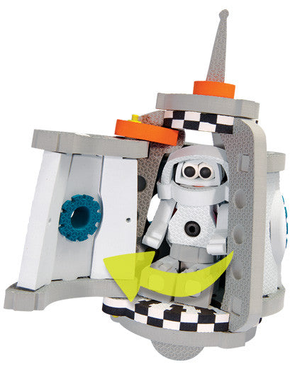 Galactic Mission By Bloco - Bloxx Toys - Toronto Online Toys Store - 8