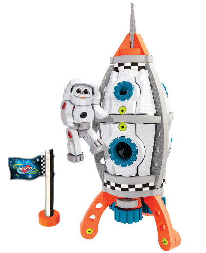 Galactic Mission By Bloco - Bloxx Toys - Toronto Online Toys Store - 12