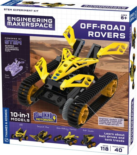 Off Road Rovers by Thames and Kosmos