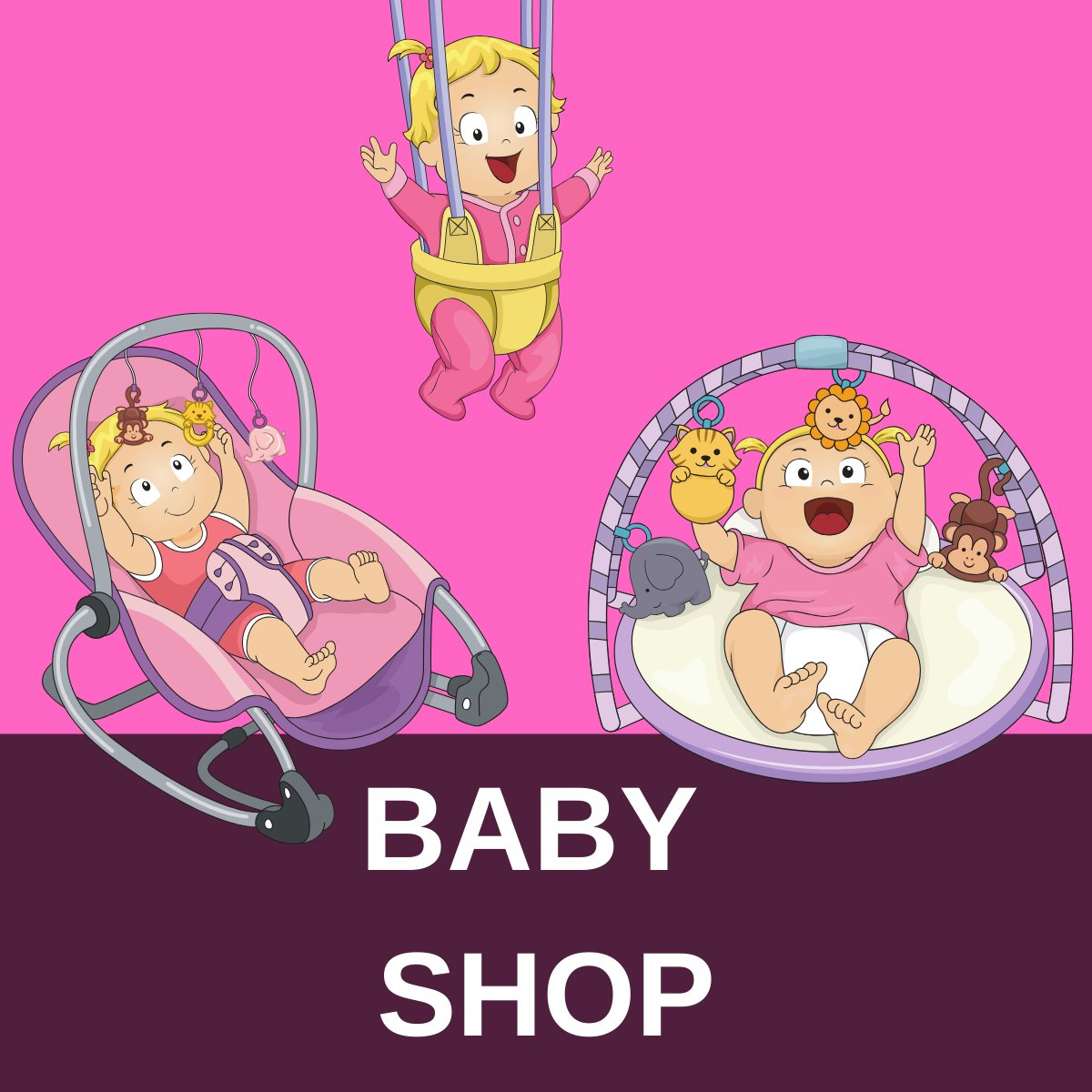 Baby Toys Shop