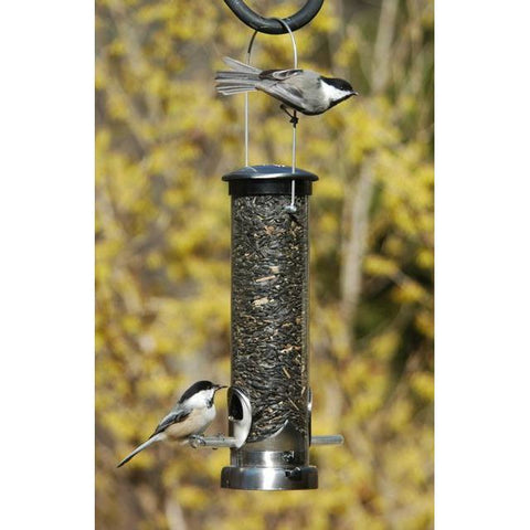 Image of Aspects Quick-Clean Small Tube Bird Feeder