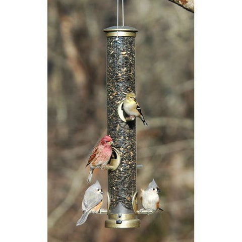 Image of Aspects Quick-Clean Large Tube Bird Feeder