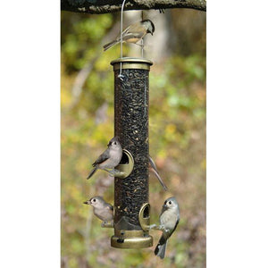 Aspects Quick Clean Medium Tube Bird Feeder