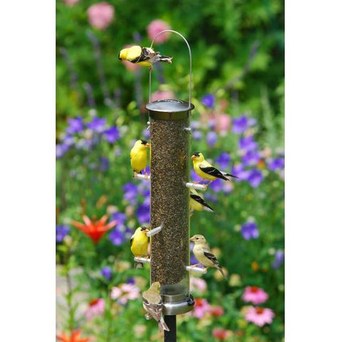Image of Aspects Quick-Clean Medium Thistle Tube Feeder