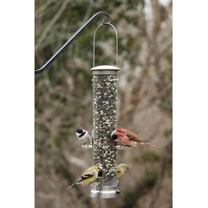 Aspects Quick-Clean Medium Tube Bird Feeder