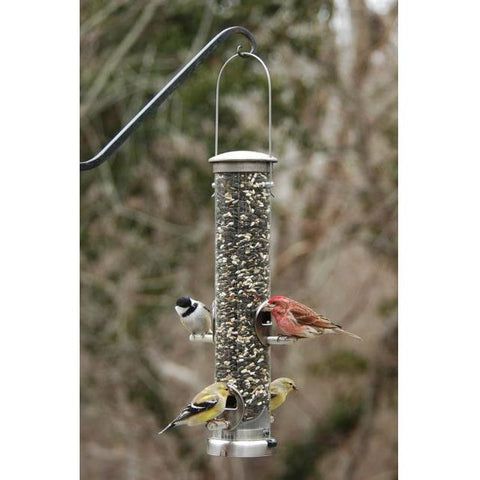 Image of Aspects Quick Clean Medium Tube Bird Feeder