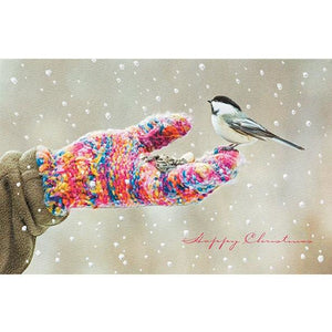 Pumpernickel Press Christmas Cards Mitten Munchies