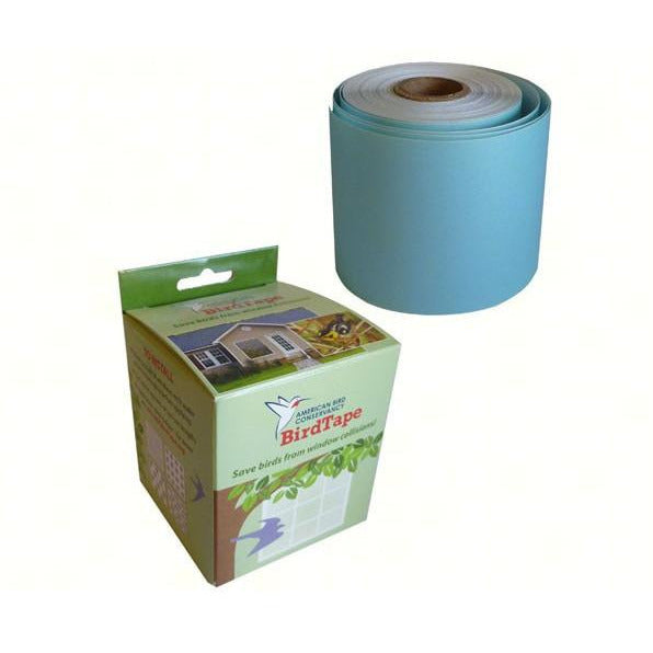 ABC Bird Tape 50 ft 3 inch Uncut