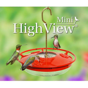 Aspects Mini High View Hummingbird Feeder