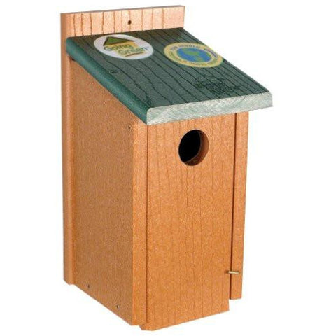 Image of Audubon Going Green Bluebird House
