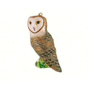 Barn Owl Ornament from Cobane