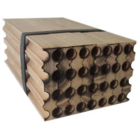 Mason Bee Wooden Nesting Trays
