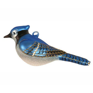 Blue Jay Ornament from Cobane