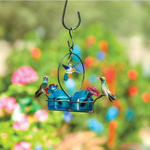Parasol Bouquet 2 Deluxe Hummingbird Feeder