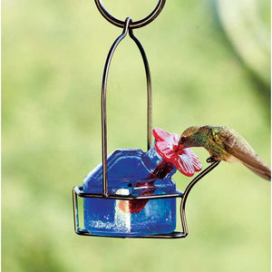 Parasol Bouquet Classic One Hummingbird Feeder