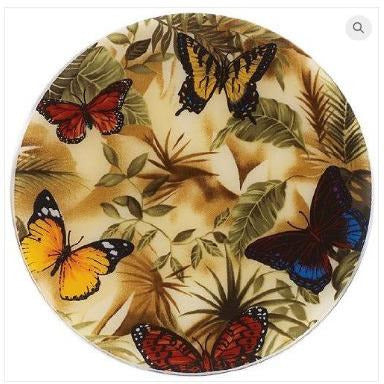 Andreas Silicone Trivet - Butterflies