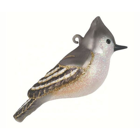 Tufted Titmouse Ornament from Cobane